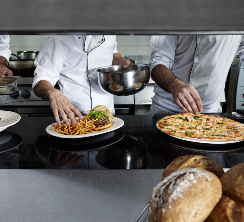 The Efficient Kitchen: Doing More With Fewer Employees