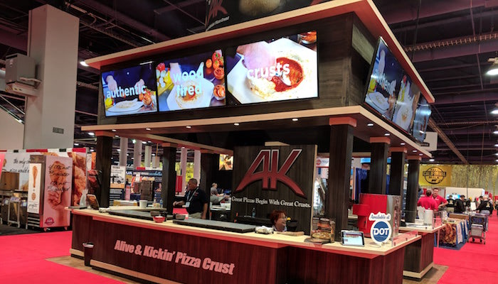 2018 Pizza Expo Trends