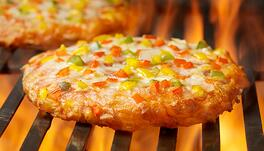 Dough Ball and Crust Options for Grilled Pizza