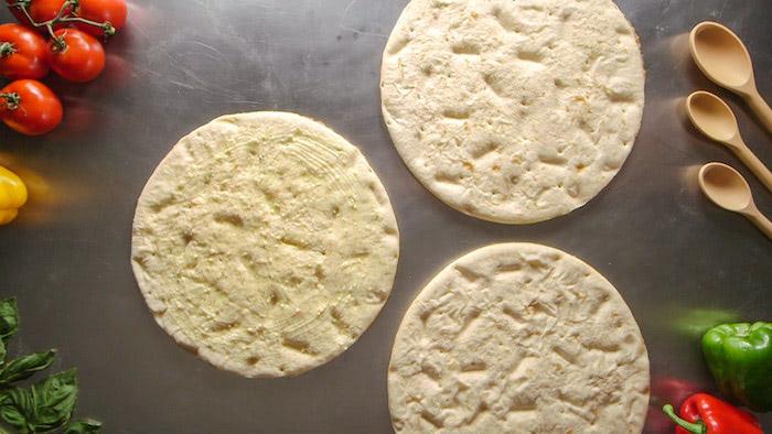 Par-Baked Crusts C-Stores