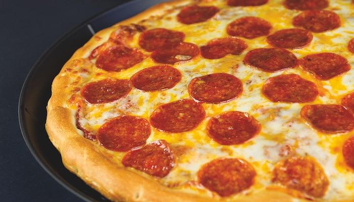 Pizza Crust Rising