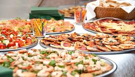 Ready To Wrap Up Higher Holiday Profits With Seasonal Catering?