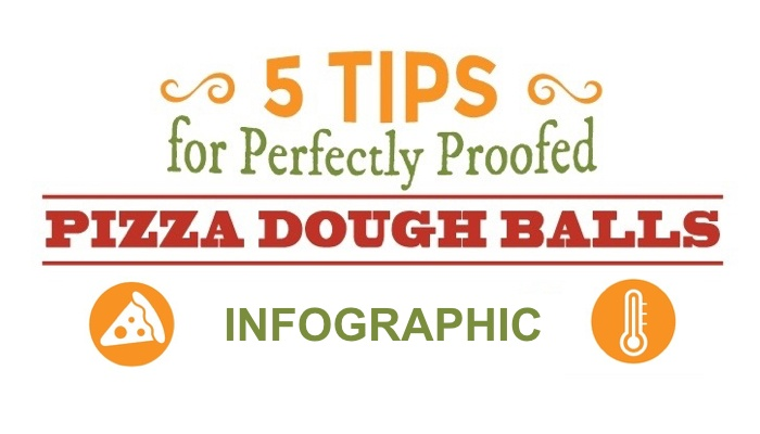 5 Tips for Proofed Dough Balls Infographic
