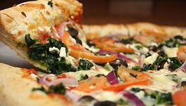 Veggie Pizza: How to Prevent Soggy Pizza Crusts