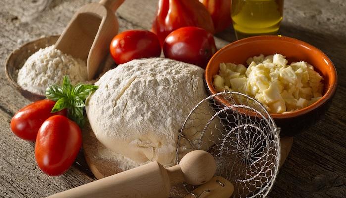 Custom Crust Ingredients