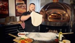 Hand Stretching Pizza Dough: 8 No-Fail Steps [VIDEO]