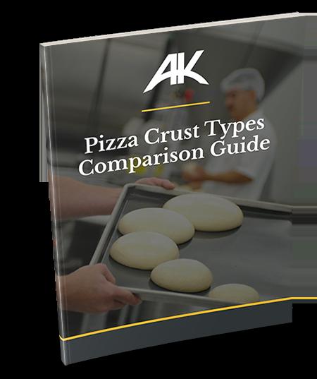 Pizza Crust Types Comparison Guide