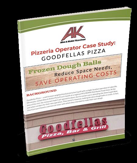 Pizzeria Operator Case Study: Goodfellas Pizza