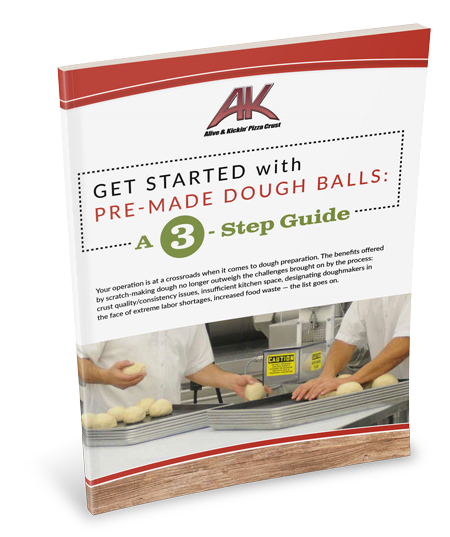 Get Started With Pre-Made Dough Balls