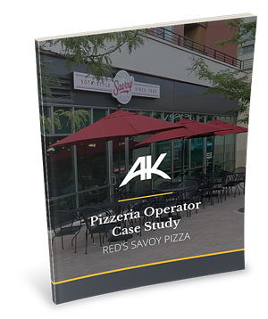 Red's Savoy Pizza Case Study