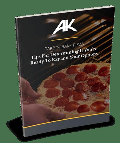 Take 'n' Bake Pizza Tip Sheet