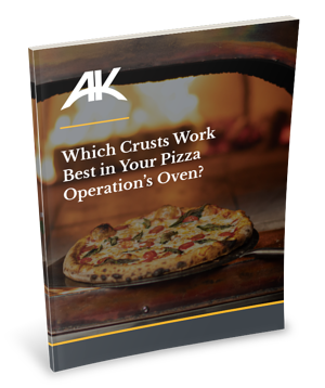 Which Crusts Work Best in Your Pizza Operations Oven