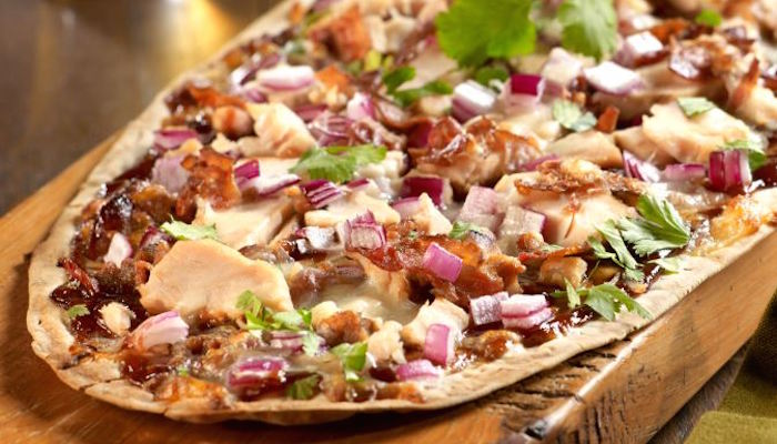 Pizza Crust Types: Flatbreads