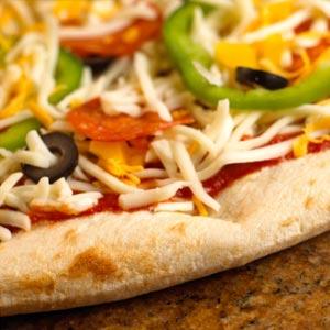 Alive N Kickin' Par Baked Pizza